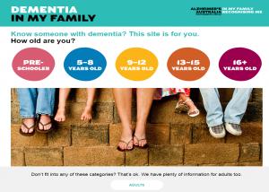 Dementiainmyfamily