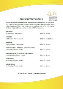 Carer Support group A4 flyer Jpeg